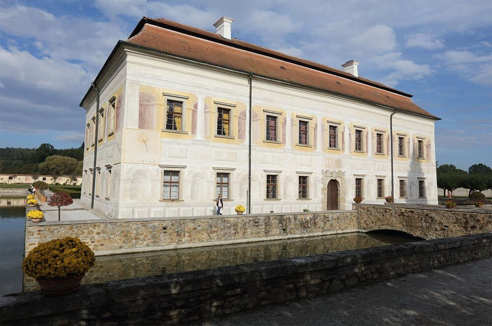 zámek Kratochvíle, www.vyletiky.cz
