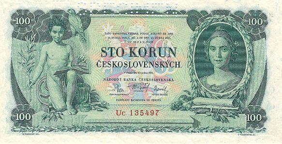 bnakovka 1931 Novotná