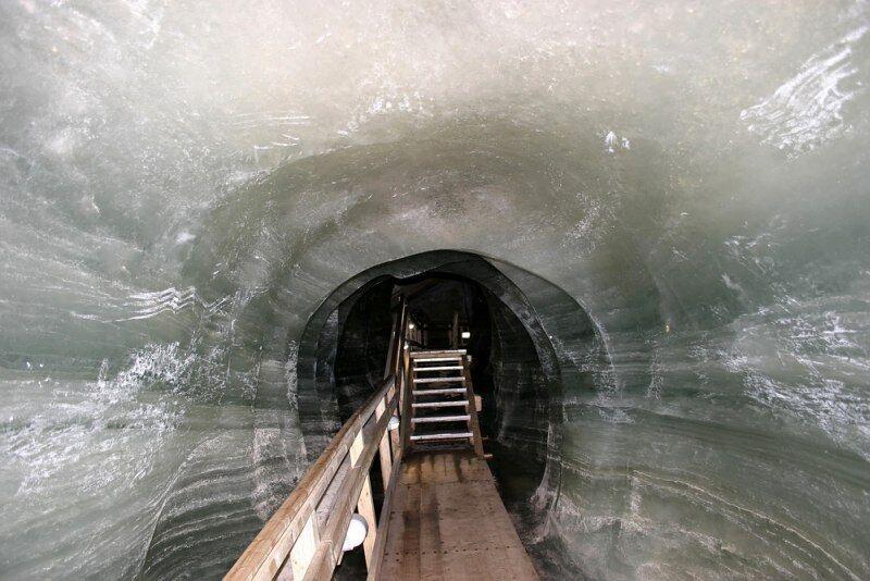 Dobšinská l\\\'adová jaskyňa