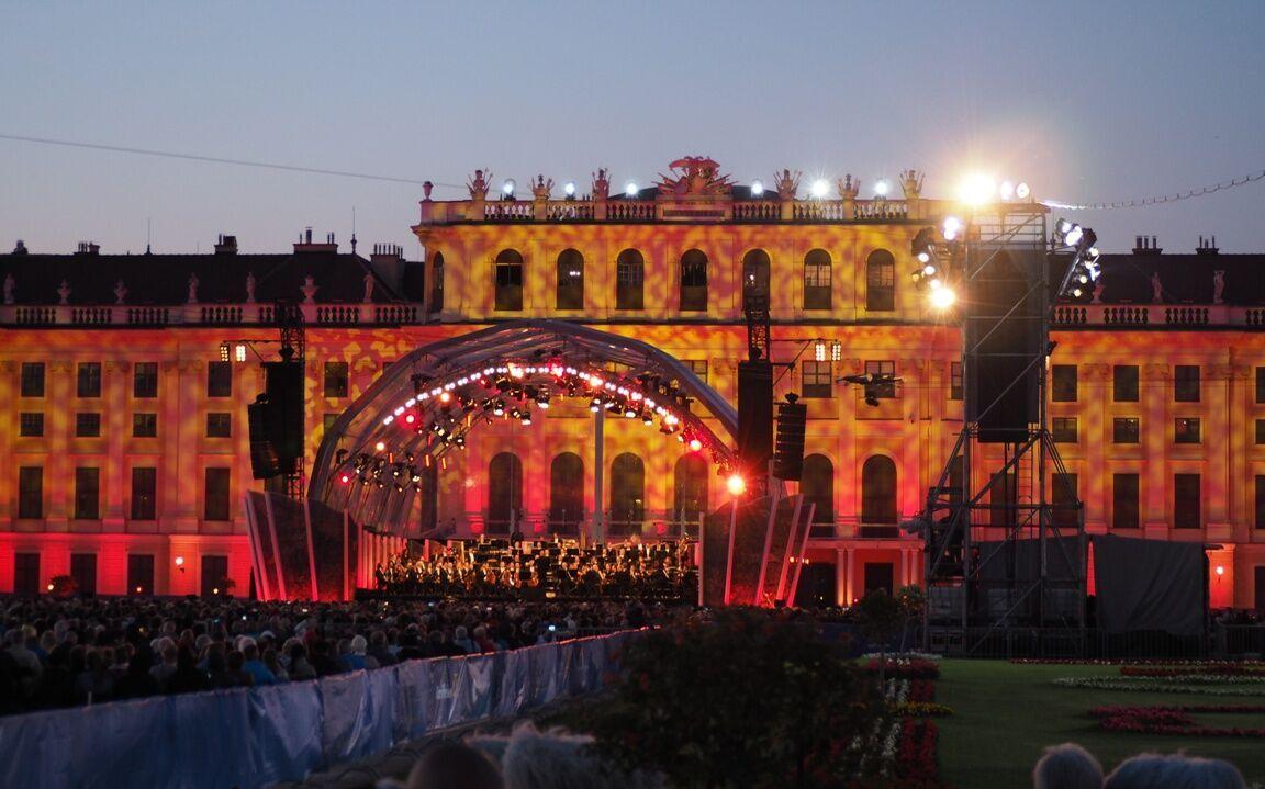 Schönbrunnský koncert