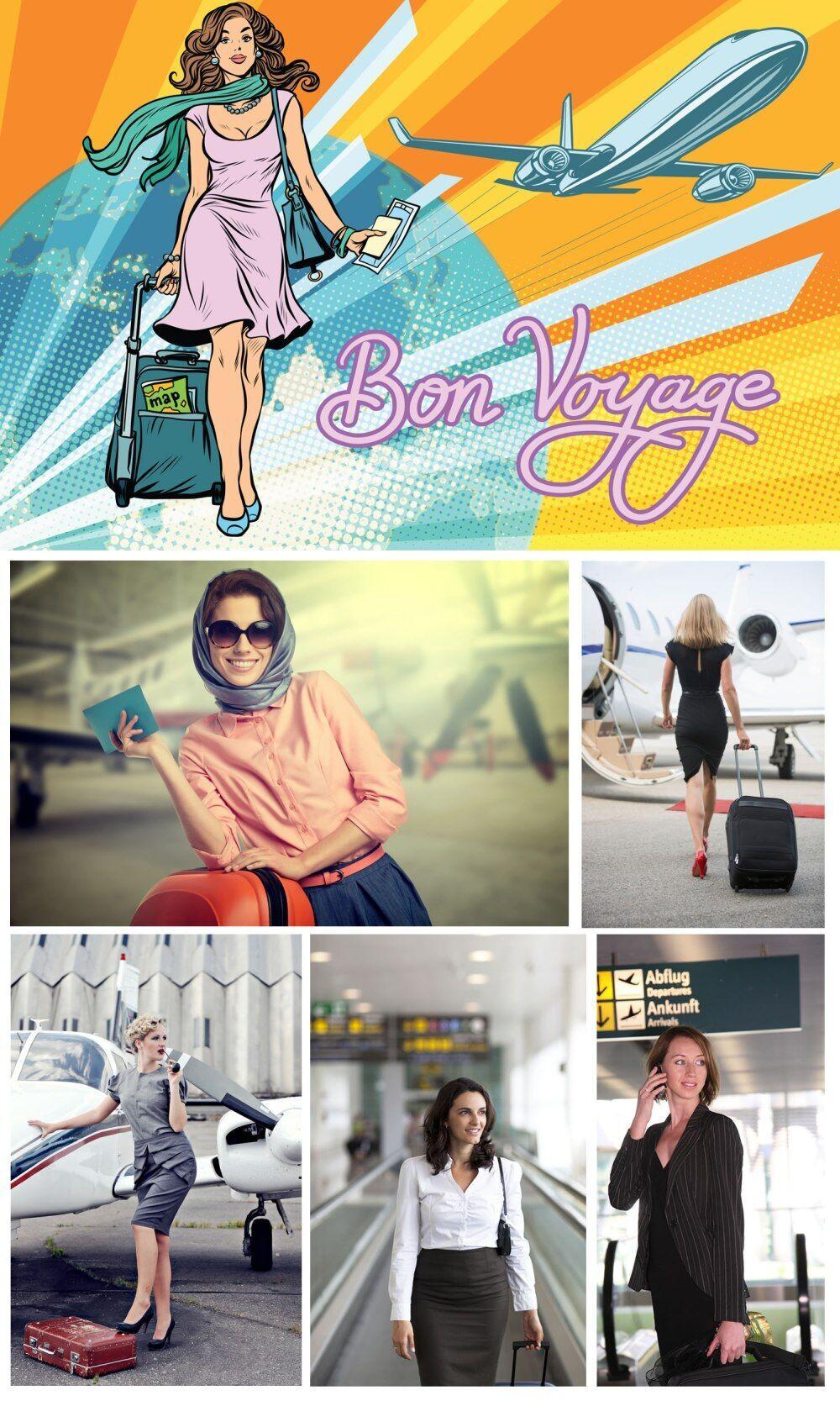 d678caa81b0 ŽENA-IN - Co si obléknout do letadla