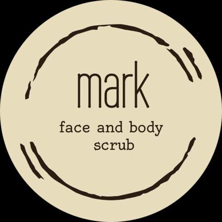 Mark body scrub