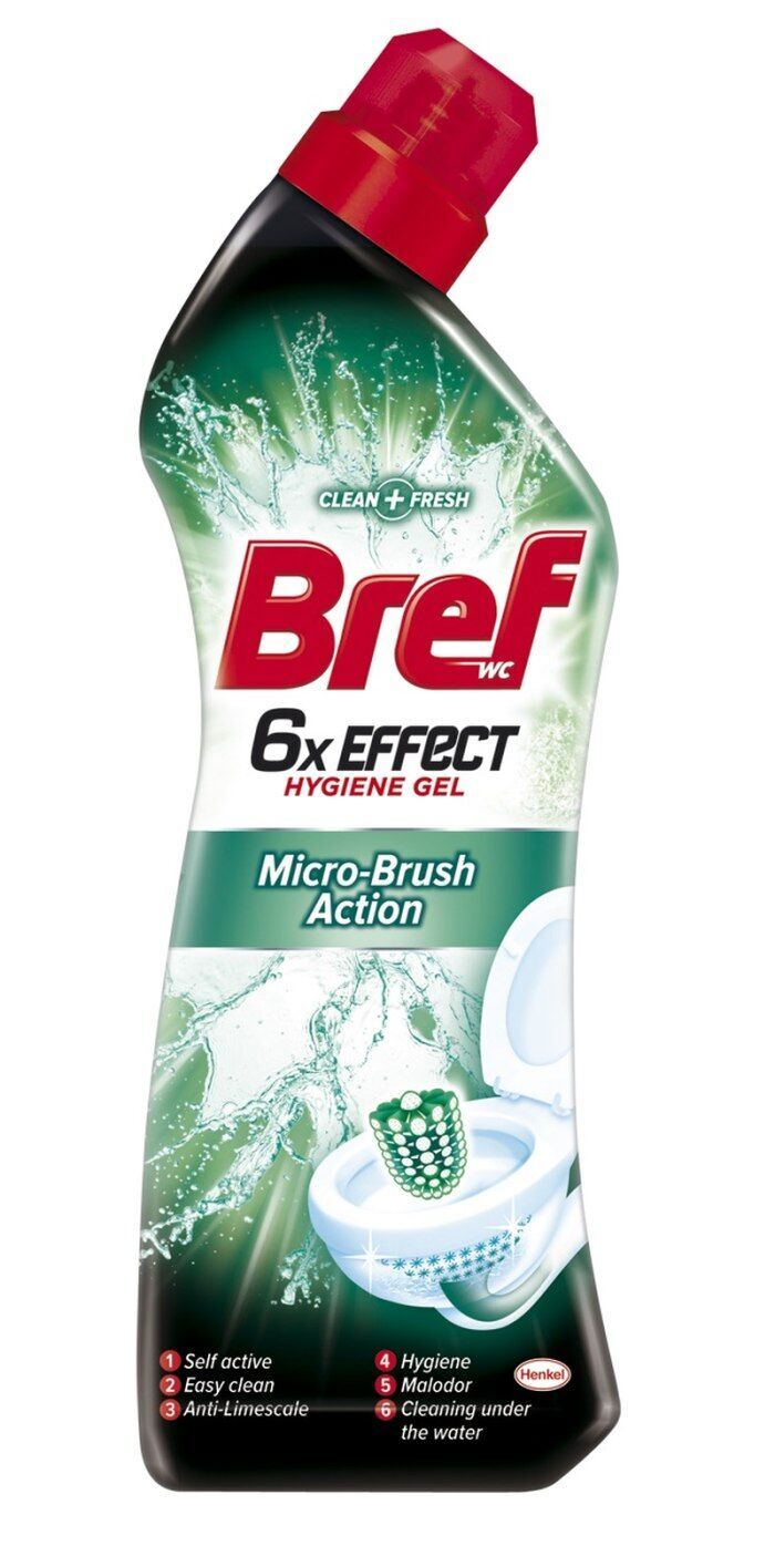 Bref 6xEffect Microbrush