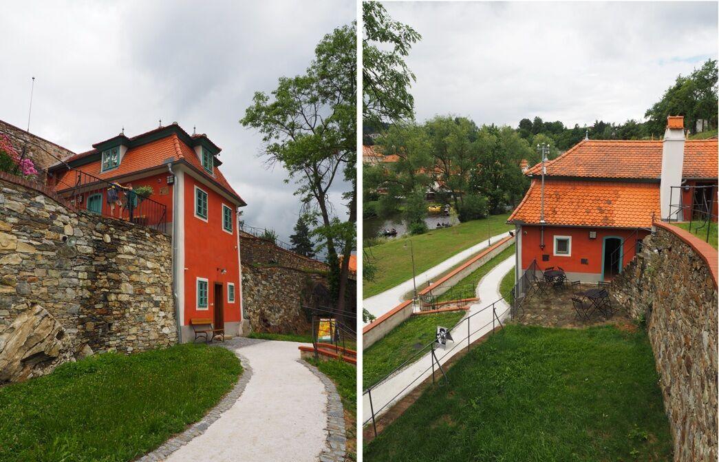 Zahradní domek Egona Schieleho