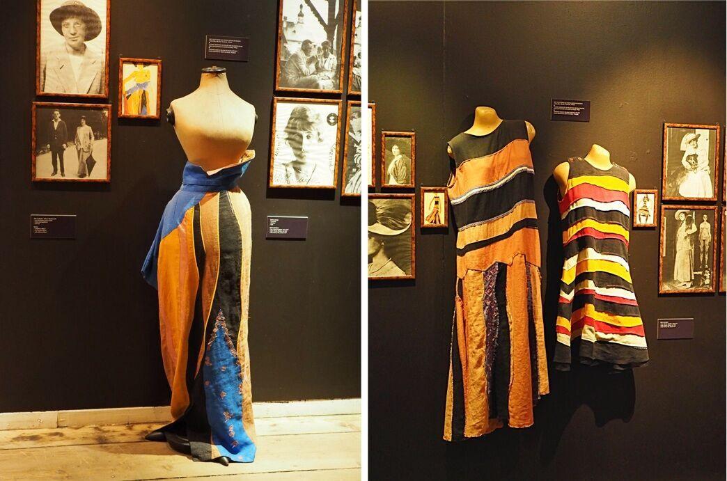 Schieleho návrhy šatů
