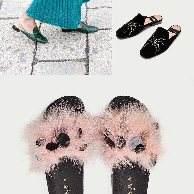 f9cf52aefd8 ŽENA-IN - Prochoďte léto ve stylových botách  pantoflíčky jsou hit!