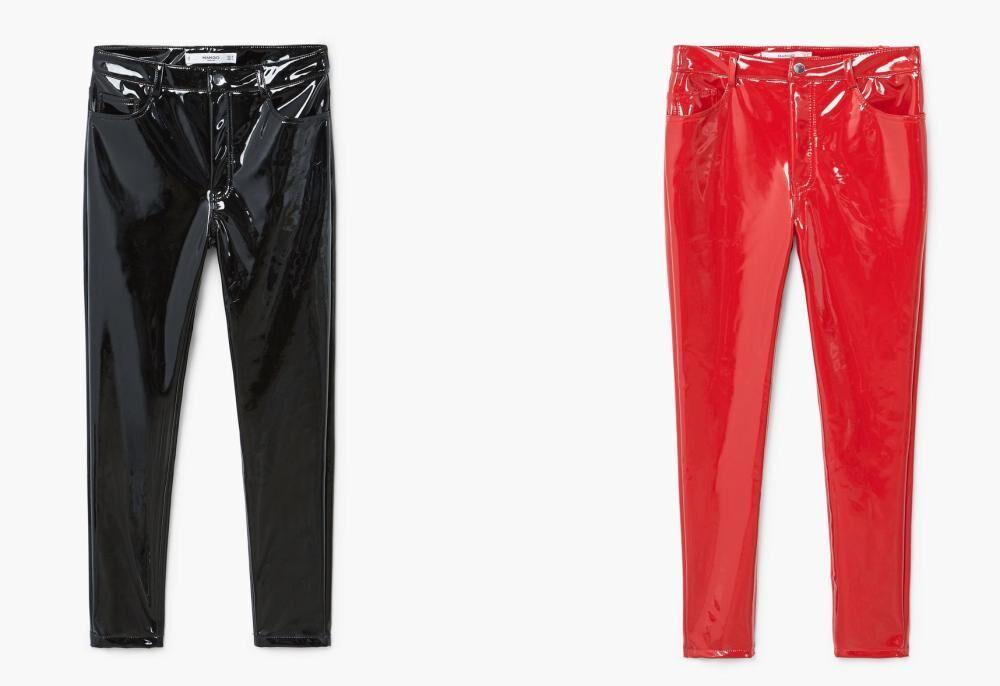 vinolové kalhoty
