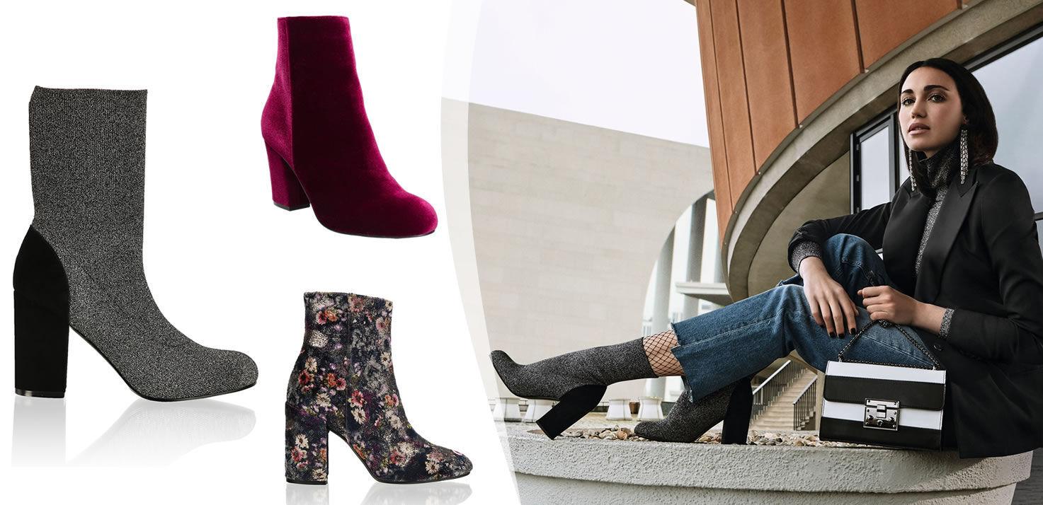 """ŽENA-IN - Co si obout na podzim  Na """"normální"""" boty zapomeňte! Tohle ... 333603a9cf"""