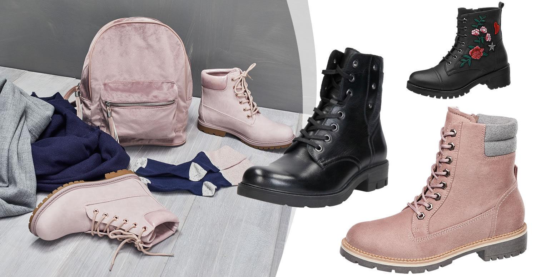 935ab9fa95 boty. Podzimní kolekce okouzluje různorodostí stylů. Je to například  šněrovací obuv v dandy stylu