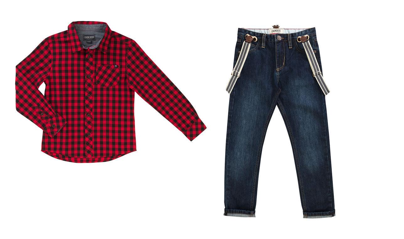ŽENA-IN - Přivítejte s dětmi podzim stylově v oblečení značky ... 9b5af1bfc8