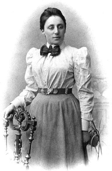Emmy  Noetherová