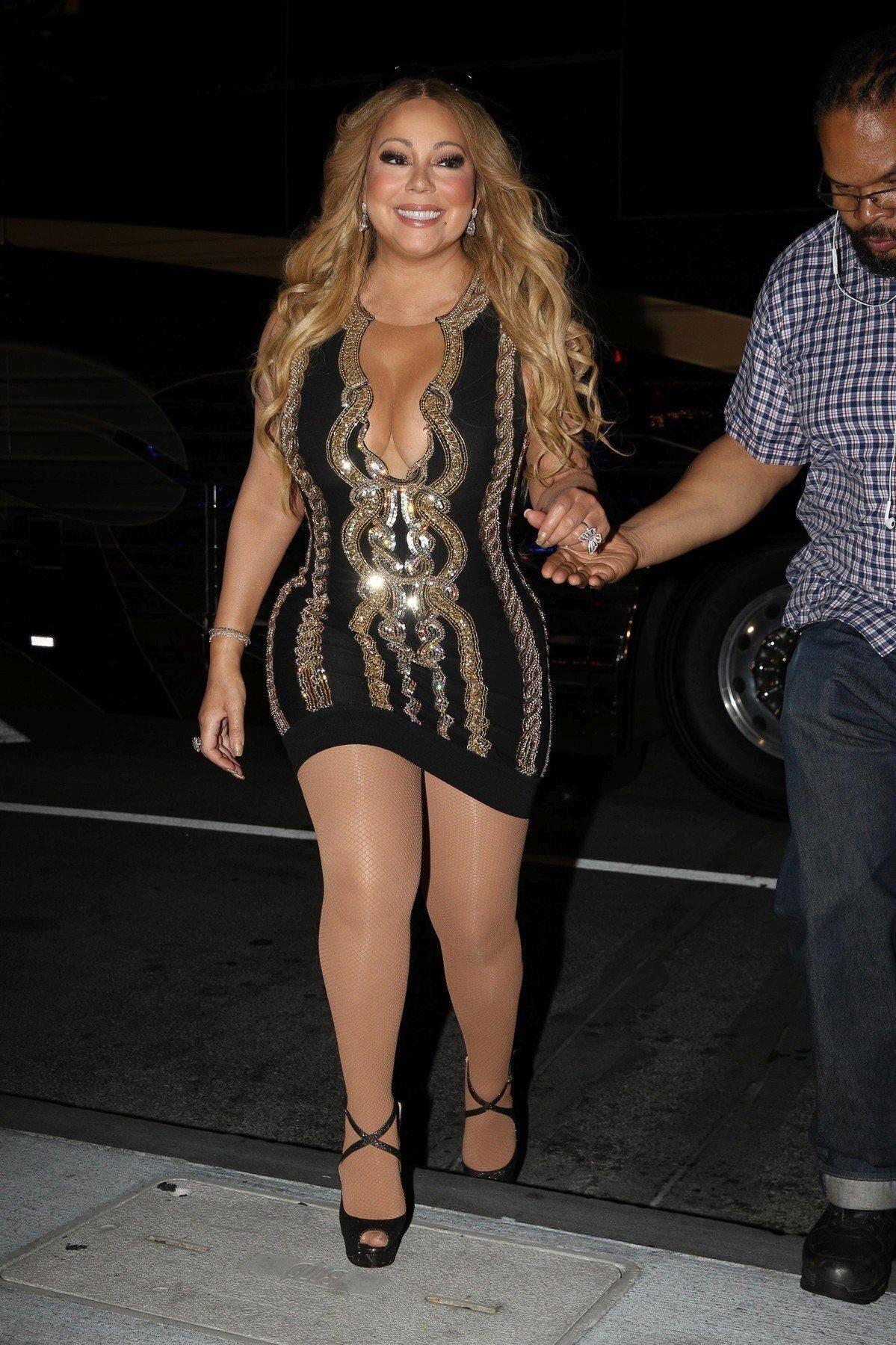 ŽENA-IN - Pět nejhorších letošních outfitů Mariah Carey мэрайя кэри