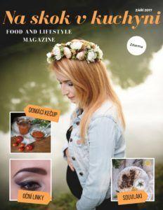 nový magazín na skok v kuchyni