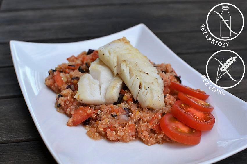 treska s quinoou