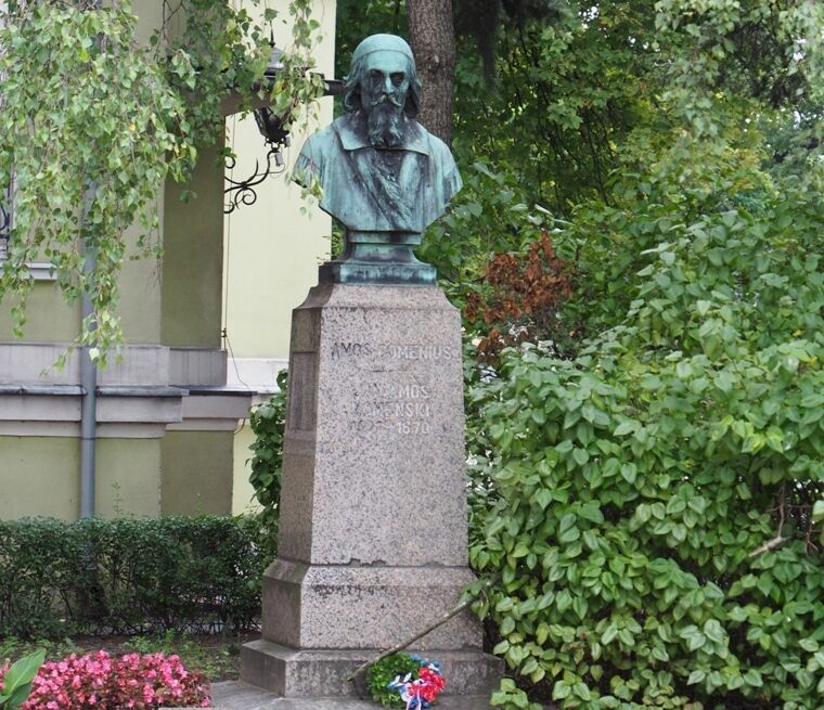 Lešno-Komenský na náměstí