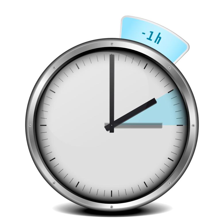 ŽENA-IN - Mění se čas! Nezapomeňte si přetočit hodinky 8f08e38b19