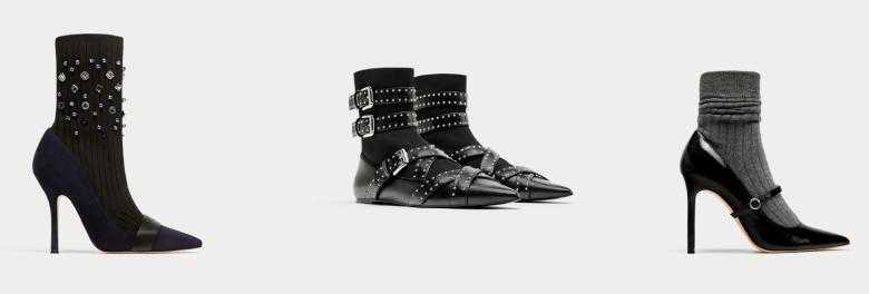 ŽENA-IN - Je to šílenost  Ponožkové boty jsou hitem! 937334e2b3