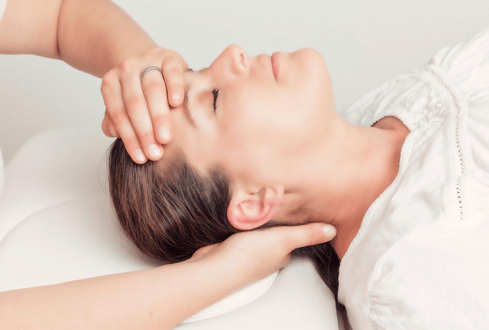Sex s masážní terapeutkou