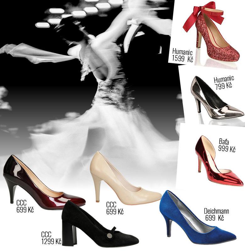 ŽENA-IN - Ty nejkrásnější boty 8736293cf4