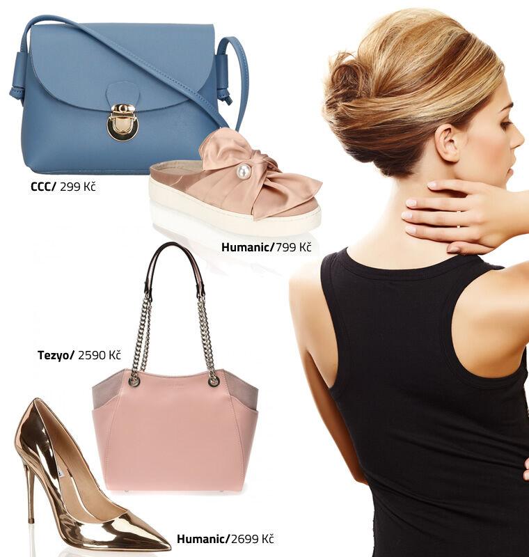 33c06fc5518 ŽENA-IN - Jak sladit kabelku s obuví  Zapomeňte na zestárlá pravidla