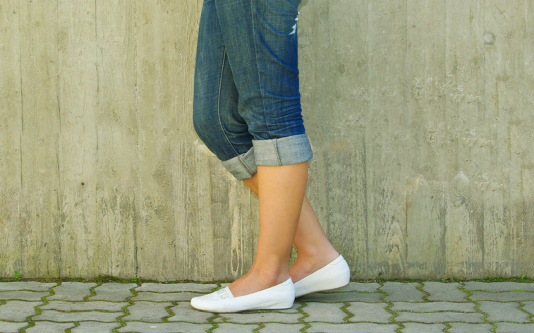 A hlavně správné boty vám klidně opticky přidají pár centimetrů do výšky 8f04b88558