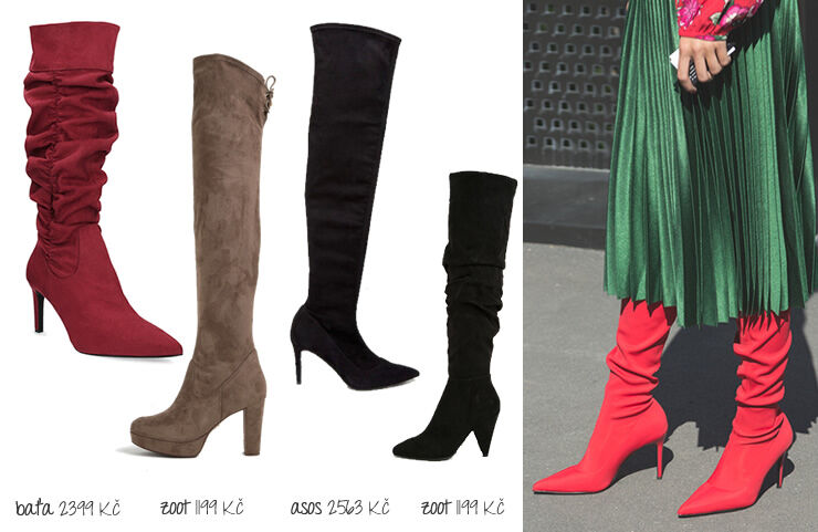 ŽENA-IN - Mějte správně vybavený botník  tyto boty by vám v něm ... 1a89d34f77