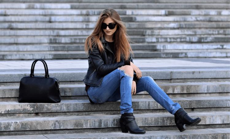 8083235e0cb ŽENA-IN - Džíny a kotníčkové boty. Volte ty správné kombinace!
