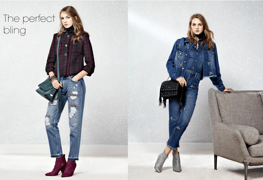 V kolekci podzim zima 2018 najdete must-have produkty měnící osvědčenou  klasiku v modely 913a496a9a