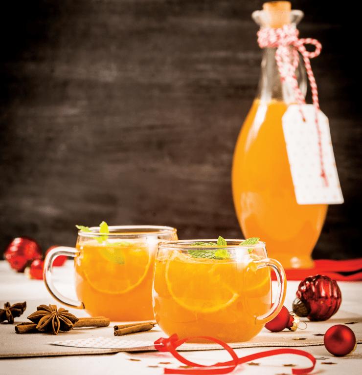 1a6e1a2566 ŽENA-IN - Tip na dárek  Vánoční mandarinkový punč