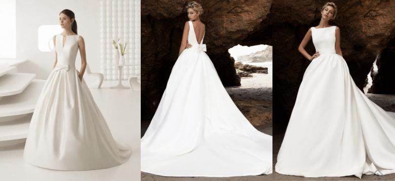 c948f2c1a4ef ŽENA-IN - Trendy svatební šaty pro rok 2019  Vede styl boho i ...
