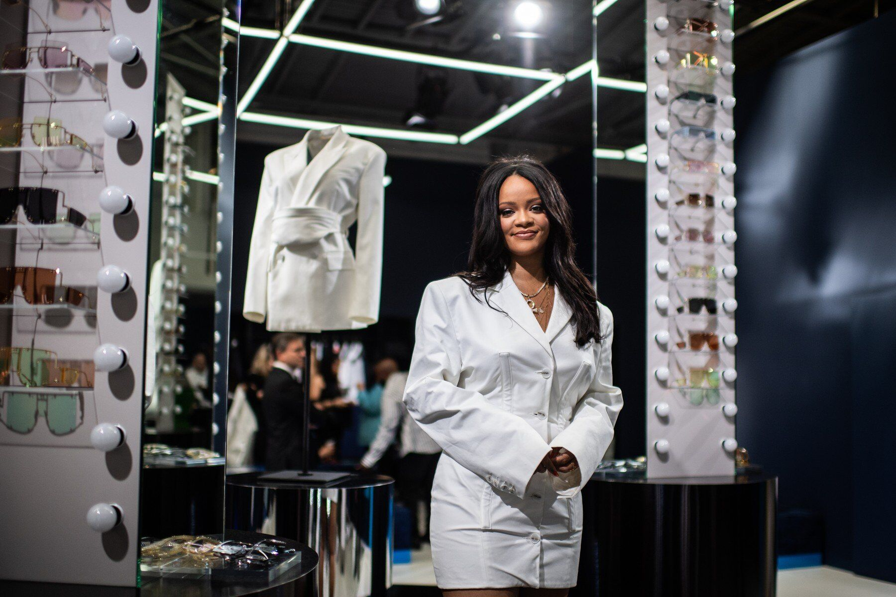 19cc38e79a ŽENA-IN - Rihanna představila svou módní značku Fenty. Inspirovala ...