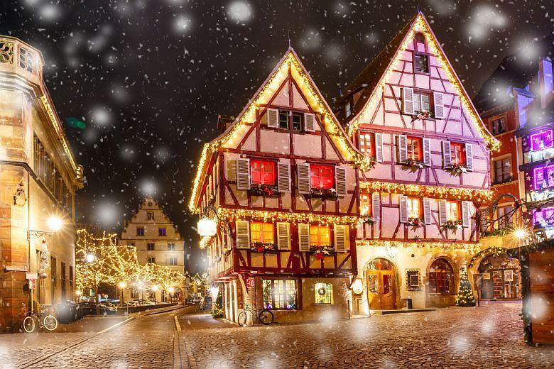 vánoční divy