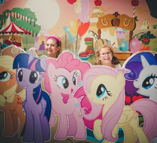 My Little Pony v Hamleys – Friendship is Magic! Oslava přátelství se vstupem do bludiště 1+1 zdarma