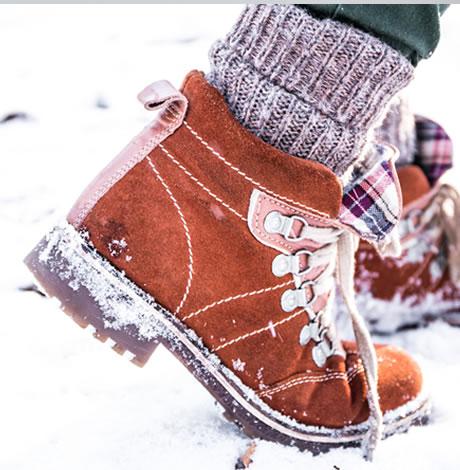 ŽENA-IN - Boty do sněhu a na hory. V nich vám omrzliny nehrozí 5bc5e5a816