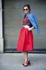 e95684ad6cf1 ŽENA-IN - Jaké sukně jsou in  Široké!